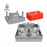 vegetable crate mould making products steel plastic injection mould