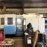 Mazak 680 twin plate machining center, Horizontal