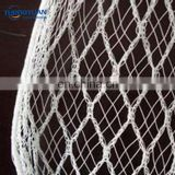 Agricultural quad crossover hail guard screen / white HDPE plastic anti hail protection net for fruit tree