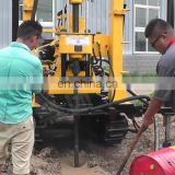 cheap DTH water well drilling rig price