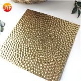 JYFM004 High Quality Color Embossing stainless steel sheet