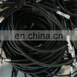 Low Price And High Quality Rubber Oil Hose Of PC200 PC300 Excavator Hydraulic Hose