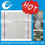 cotton fiber paper,a4 80gsm photocopy paper,Anti-counterfeiting Security embossing watermark paper