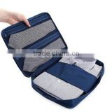 Multi-functional Travel Shirt Tie Pouch Organizer,luggage Clothes Packing Bag Case for Men