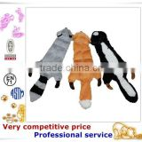 Factory Promotion Custom Made Plush Pet Products dog toys                                                                         Quality Choice