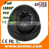 2016 new 1080p Motorized zoom Auto focus lens 2.8-12mm lens Dome Camera