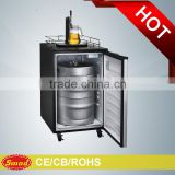 Stainless steel door table top cool kegerators for draft beer                                                                         Quality Choice