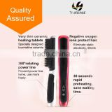Hot Sale Magic Hair Straightener Comb With LCD Display Electric Straight Hair Comb Straightener