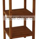 Solid bamboo wall Shelf