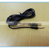 Standard 3.5mm Stereo with UL 2464 28# 2 C wire and molding Strain Relief