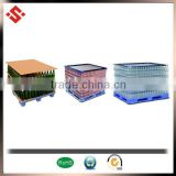 4mm Thick Plastic PP Corrugated Sheet for bottle Layer Pads