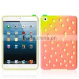 Cute Strawberry Hard Case for iPad mini,Whole Sale Hard Case for Apple iPad mini