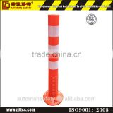 55g 80cm Flexible Orange Safety Warning Delineator Post