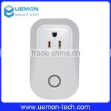 Wireless wifi power socket zigbee smart plug socket