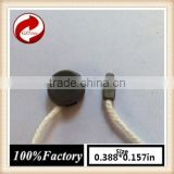 quality string seal tag, hang tag string, garment plastic seal tag brown seal tag cheap battery operated string lights