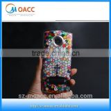 new design Plastic PC cover for google nexus 6 case