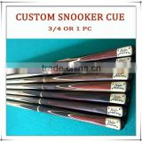 Custom Snooker cue High quality,price low,Credibility optimal,service good                                                                         Quality Choice