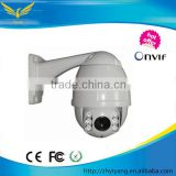 best price ip speed PTZ cam 10X optical zoom Dome cctv camera price list of night vision infrared