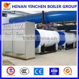 saving energy and no noise electric central heating boiler high quality 500kg boiler for sale