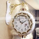 wall art ultronic weather station clock wedding favor crystal clock