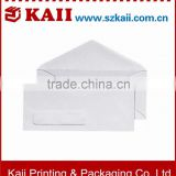 bank use custom made envelope with window, hospital and apartment use custom made envelope with window manufacturer