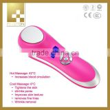 New Product Face Lifting cold and hot hammer beauty equipment Skin rejuvernation Beauty Machine
