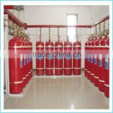 Fire fighting system with 90L/120L/ steel cylinder for HFC-227ea/FM200 fire extinguishing system
