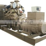 Factory Directly Sale! 57kW 70kva Gas Turbine Generator for sale