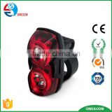 LED Rear light -Bike taillight, Super Bright LED Lights for Your Bicycle,Fits All Bikes