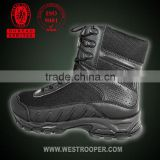 """LAW-PRO"" SUPER LIGHT TROOPS DELTA TACTICAL GENUINE LEATHER ASSAULT BOOTS"