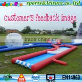 cool zorb challenge games inflatable human zorb ball race track                                                                         Quality Choice