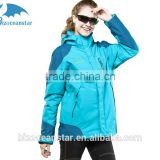 Customized fashion waterproof breathable technology winter jacket for women                                                                         Quality Choice