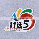 3d plastic pvc blister card plastic card pvc card for promotion