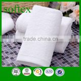 100% cotton plain weave white gym towel wholesale                                                                         Quality Choice