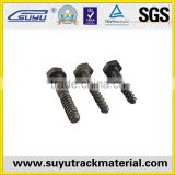 high stainless wood screw
