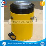 Double Acting Hydraulic Cylinder Jack with the Middle Hole                                                                         Quality Choice