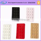 High quality bra extender 3 rows 5 hooks,bra accessories