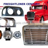 american heavy truck freightliner century chrome grilles , freightliner truck parts