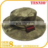 A-tacs Camouflage Outdoor Hat Outdoor Sun Shade Cap Bucket Mesh Boonie Hat Hunting Cap Tactical