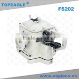 TOPEAGLE FS202 Medium/Heavy Furs Medium/Heavy Leathers Single Needle Chain Stitch Fur Sewing Machine Upper Drawing Machine