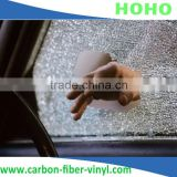 Self-adhesive 4mil Transparent uv film for glass hot selling clear safety & security film solar control window film 1.52*30m