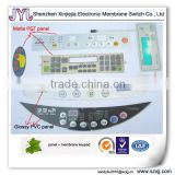 washing machine membrane panel ,Induction cooker membrane touch panel keypad