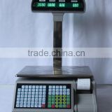 SY-A Series Ticket Printing Scale (With Cash Drawer)
