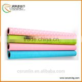 Non woven fresh fabric flower wrapping paper
