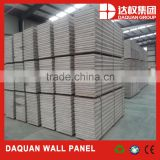 Non-asbestos Calcium silicate boards fiber cement boards for wall cladding decoration