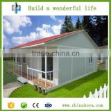 HEYA INT'L small prefabricated modern simple steel structure frame villa house design
