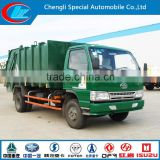 15TON FAW Compactor Garbage Truck top quality 6X4 Faw garbage truck 4X2 FAW waste bin truck