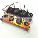 1/8 rc car alloy led lights electric car led toys car radio tools rc car accessories lights