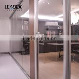 Commercial Building Levels Safety Glass Types Of Partition Walls