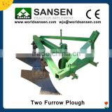 2 furrow plough / plough for tractor to sale